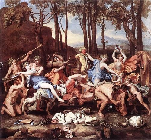 「picasso influence Poussin」の画像検索結果