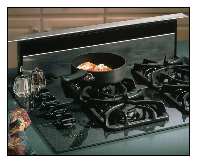 Broan Eclipse 36 Telescopic Downdraft System Stainless Steel Larger Front Cool Things To Buy Stainless Steel Cooktop Oven Range Hood
