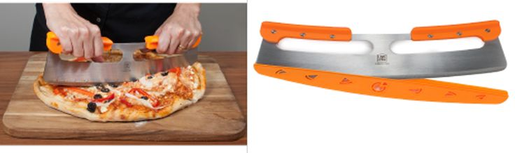 The Ultimate Pizza Rocker Cutter Now on Sale at Amazon.com
