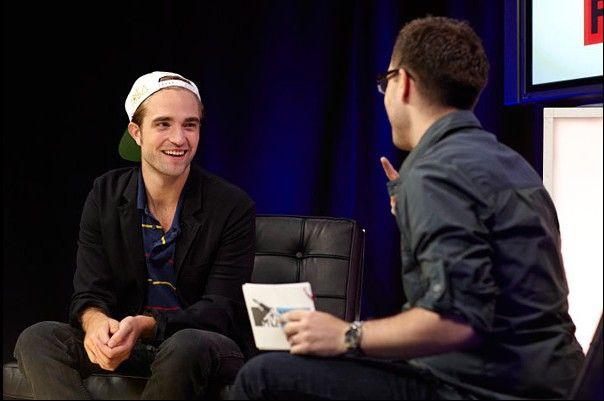 MTV First w/Josh Horowitz Aug12