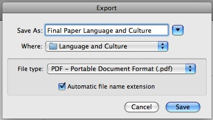 wikiHow to Convert a Microsoft Word Document to PDF Format -- via wikiHow.com