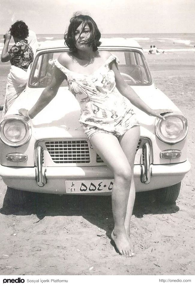İran'dan bir kare, 1960'lar