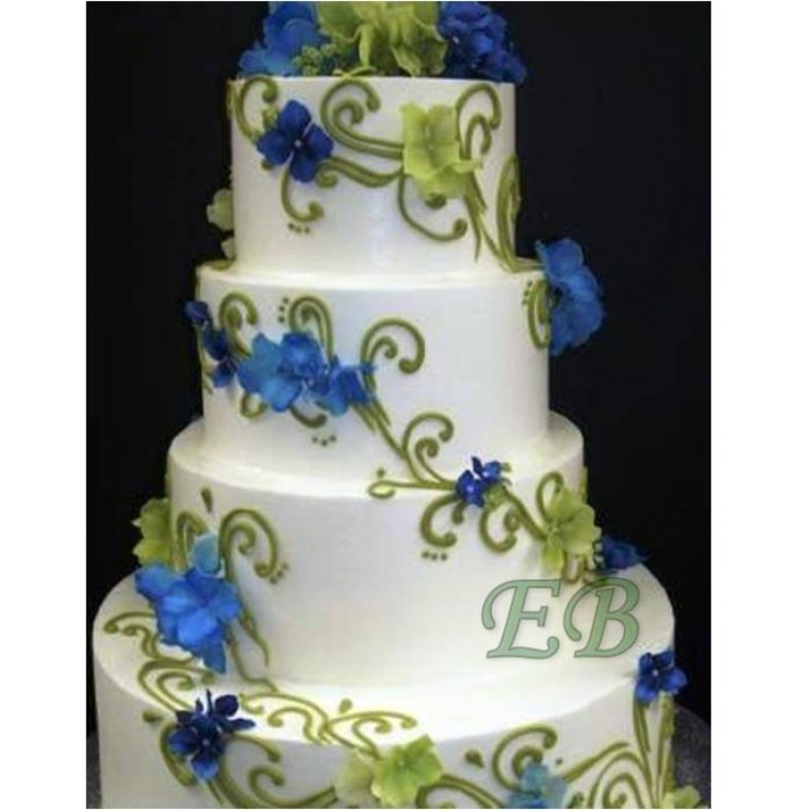 blue green and white wedding cakes 232 best images about wedding blue green white 11988