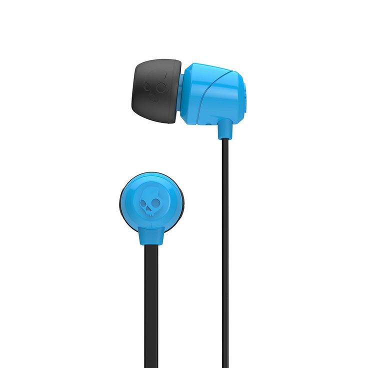 Skullcandy Jib Noise Isolating Earbuds, Blue