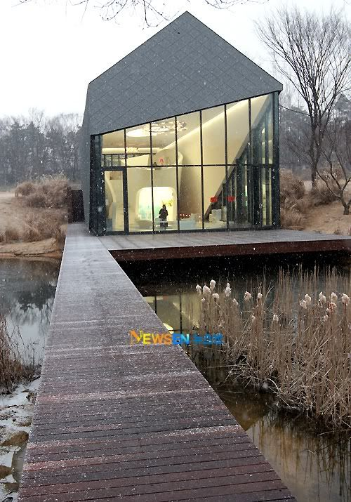 Maiim Vision Village (House from korean drama 'Secret garden')     Is it just me or are the architects in Korea AMAZING?