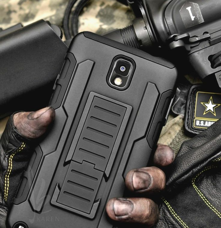 Galaxy Note 3 Street Fighter Heavy Duty Anti Shock Drop Protection Case