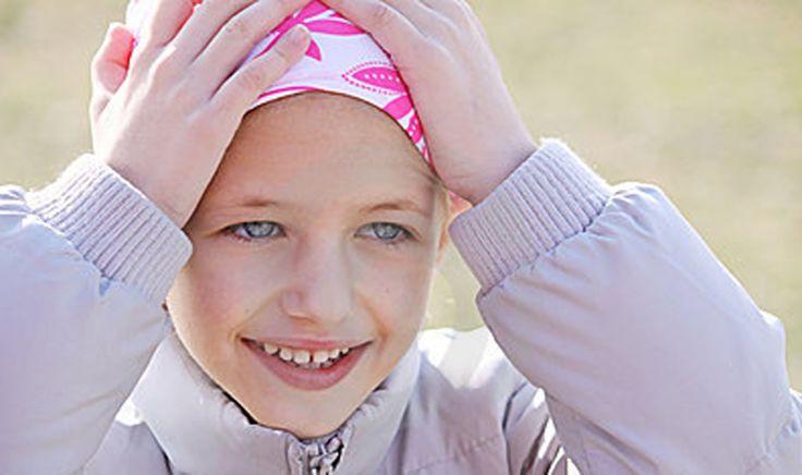 Ελπίδα Ζωής για τα μικρά παιδιά που υποβάλλονται σε χημειοθεραπεία και χάνουν τα μαλλιά τους.