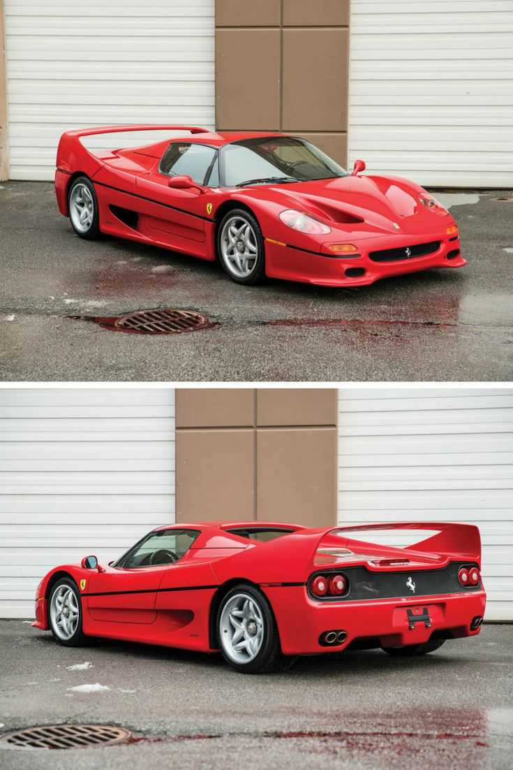 Mike tyson s ferrari f50 is up for grabs 30 images