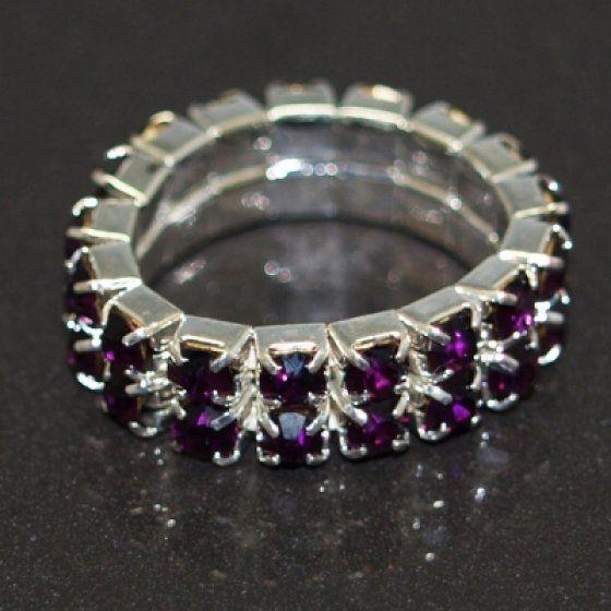 Gyűrű kristályos 1/B