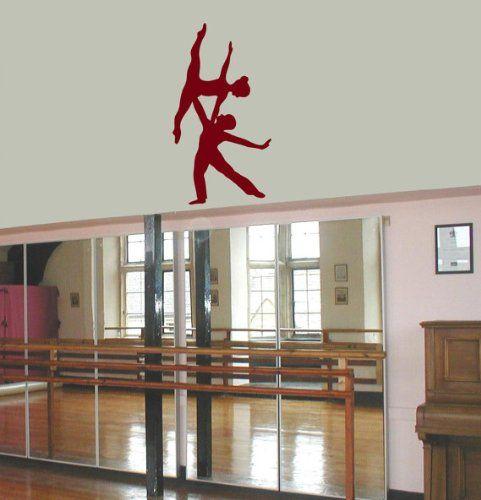 Vinyl Flooring Contractors Northern Ireland: Pin By Lidiya BestDecals On Dance Wall Decals In 2019