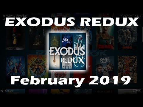 Tech Foll Exodus Redux Kodi Ad — ZwiftItaly