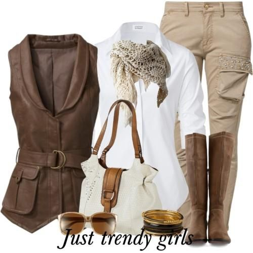 Safari style clothing | Just Trendy Girls