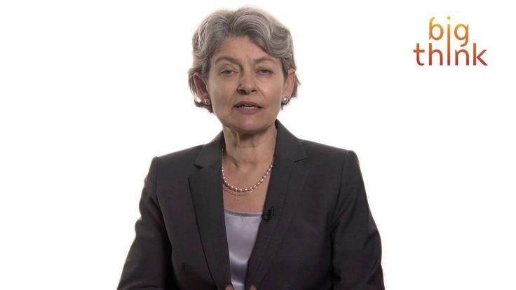 Education Q&A with UNESCO's Irina Bokova