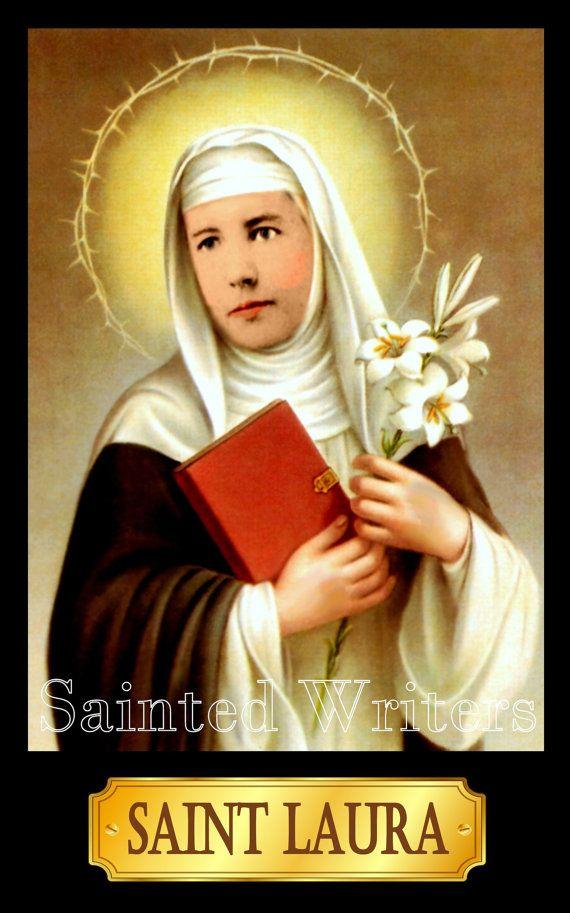 "Saint Laura Ingalls Wilder Writer's Prayer Candle ""If ..."
