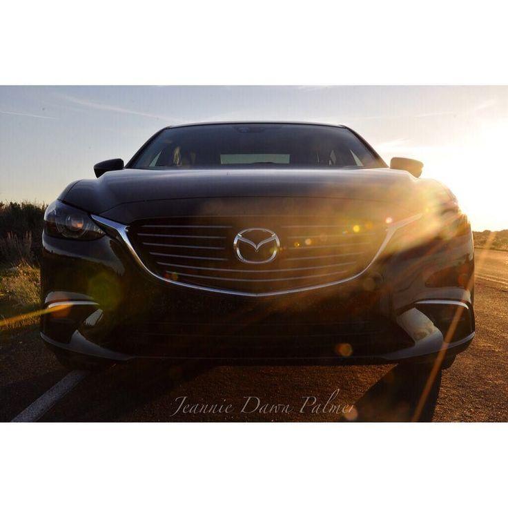 Zoom zoom #mazda #mazda6 #2016mazda6 #zoomzoom #mazdausa #sporty #utahgram #sunset #car #photography by jeanbean82