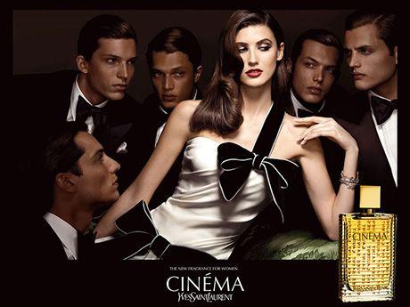 Yves Saint Laurent Cinema EDP 90 ml #Bayan #Parfüm İlginin merkezinde olmak için yaşayan #kadınlar için şehvetli ve #sanatsal bir #parfüm. Güzelliğinizi ve içinizdeki yıldızı şaşırtıcı bir biçimde açığa çıkartır. http://goo.gl/fwxJ0c