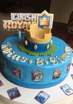 Resultado de imagen de cake clash royale