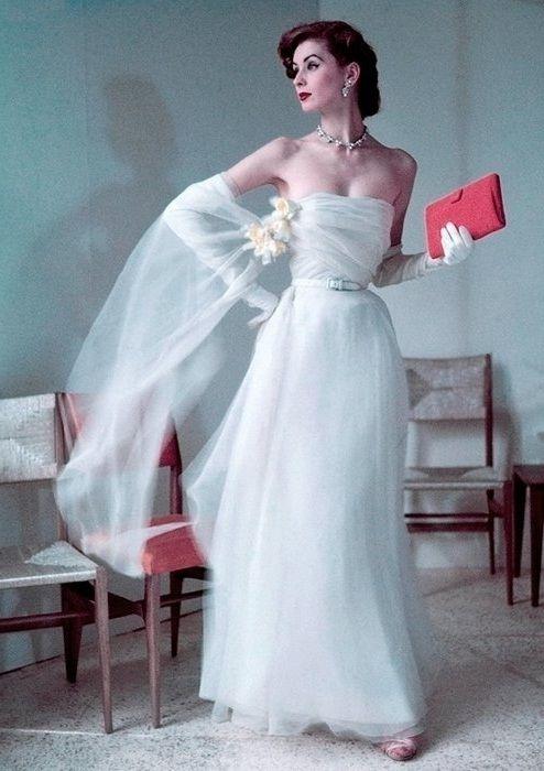 Винтажные платья | Свадебные винтажные платья
