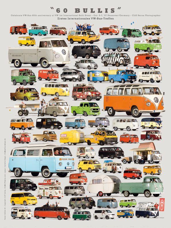 VW Bus.