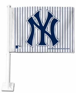 Rico Industries New York Yankees Car Flag - Team Color