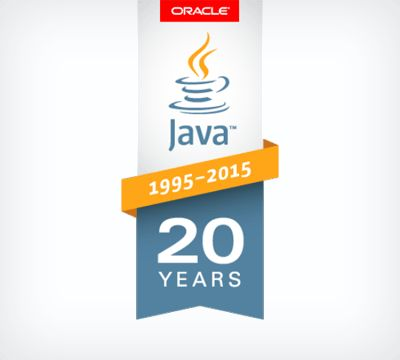 Celebrating 20 Years of JAVA! SUN MICROSYSTEMS announced JAVA on May 23, 1995