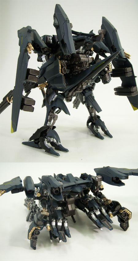 XA 0902 Now THATs an Armored Core: Aaliyah Custom