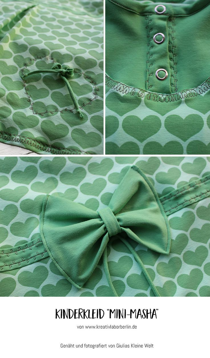 "Mini-Masha von ""Giulias Kleine Welt: http://de.dawanda.com/product/106471287-schnittmuster-kleid-shirt-mini-masha-92-164"