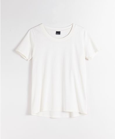 Gina Tricot Beata tee in organic cotton. May 2016 (replacement)