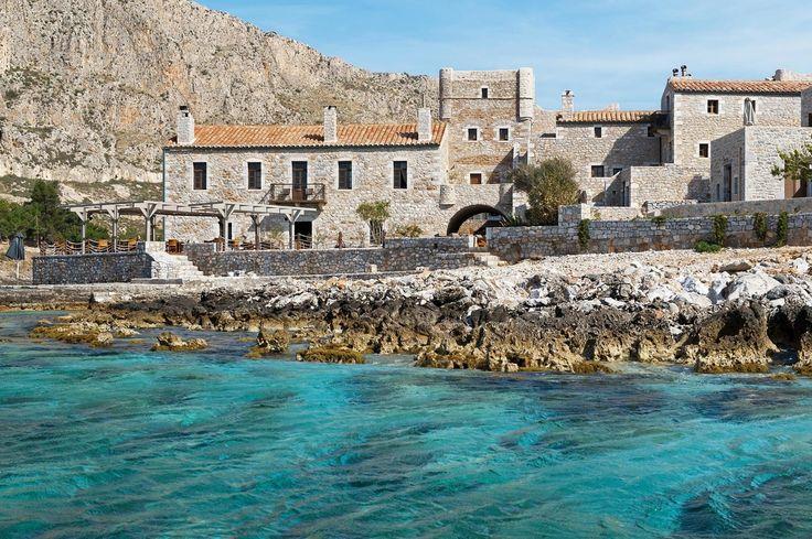 Le Kyrimai en Grèce