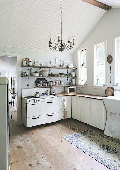Deko Küche, Offene Küche, Speisekammer, Maisonette, Villa Kunterbunt,  Wunderland, Mutti, Landhausstil, Neue Wohnung