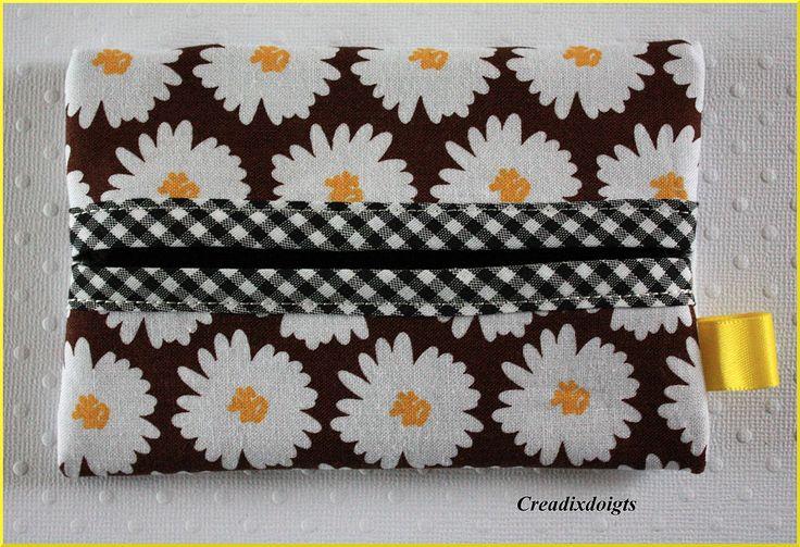 Tuto pochettes mouchoirs http://creadixdoigts.over-blog.com/article-tutoriel-pochette-a-mouchoirs-96206717.html