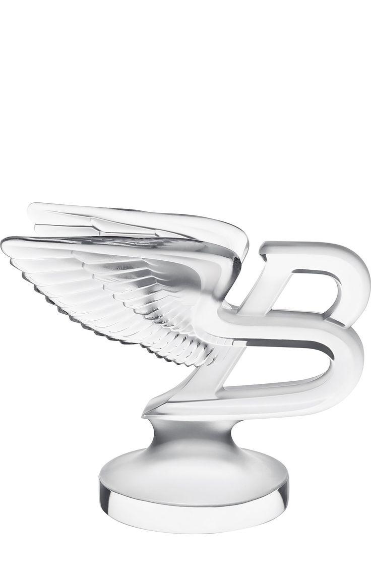 Lalique Пресс-папье Flying B Бесцветный 139 200 Р.