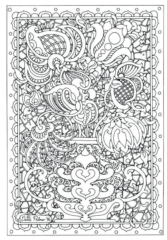 paginas para colorear para adultos para dibujos para colorear para ...