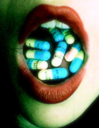 Put another pill in my head & go to bed...