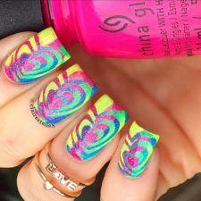 16 Super Cool Ombre / Gradient Nail Art Tutorials