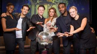 Strictly Come Dancing final: Winner to be crowned
