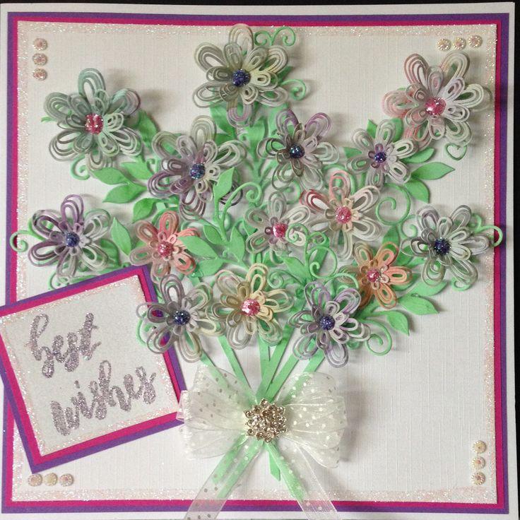 Bouquet Card.