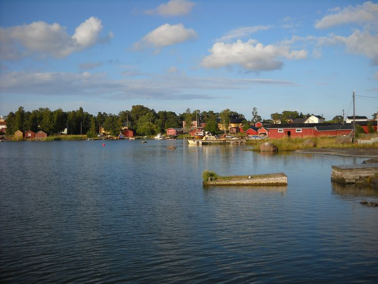 finland, east coast, Tammio island
