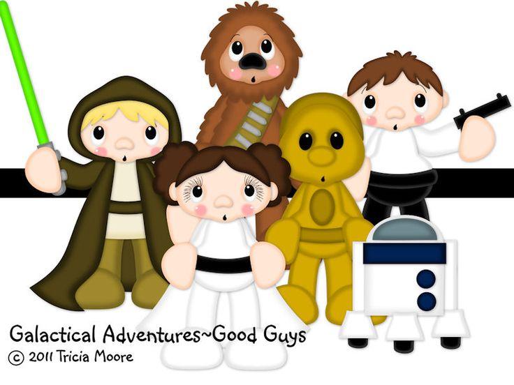 Galactical Adventures Good Guys