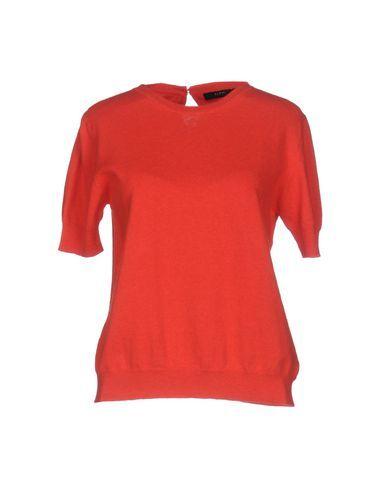 ALPHA STUDIO Women's Sweater Rust 10 US