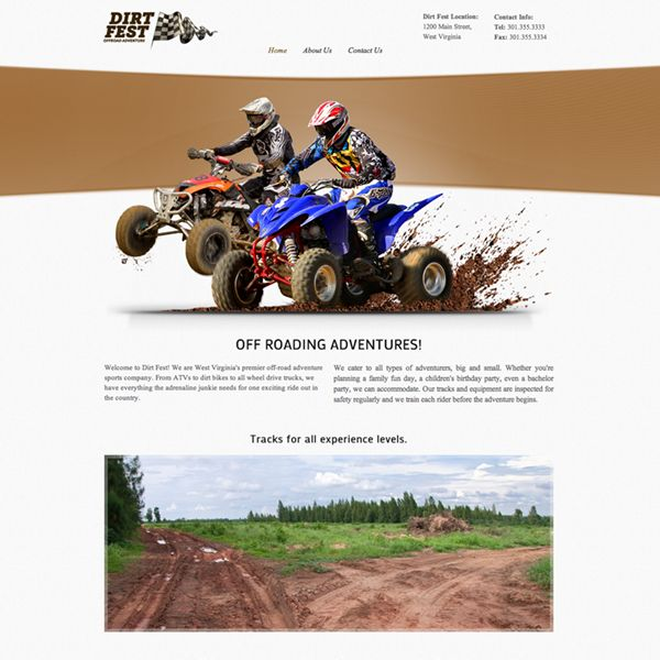 Free Website Templates and Professional Website Template Gallery   Webs.com