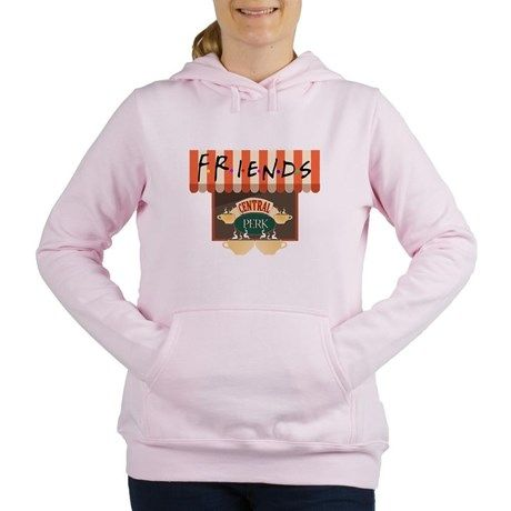Central Perk Donne Camicia Incappucciata 1kZrLs9