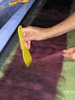 Tips and Tricks #?? | The Felted Garden