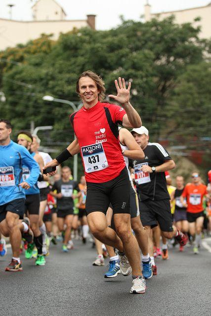 1:32:57 1/2 Marathon Ústí 2013