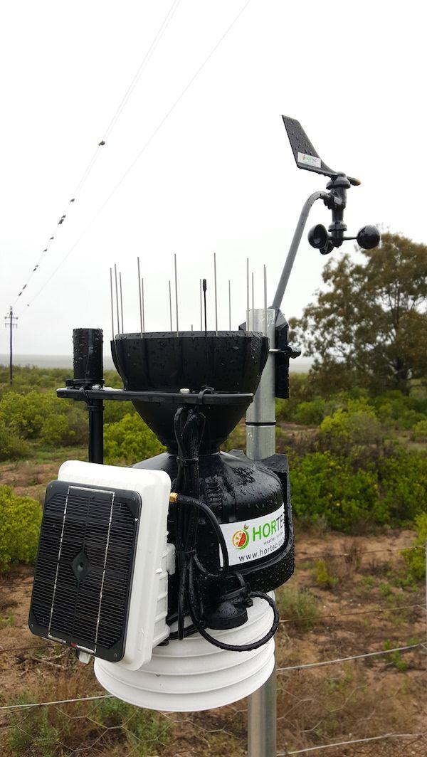 137 iLeaf Weather Station