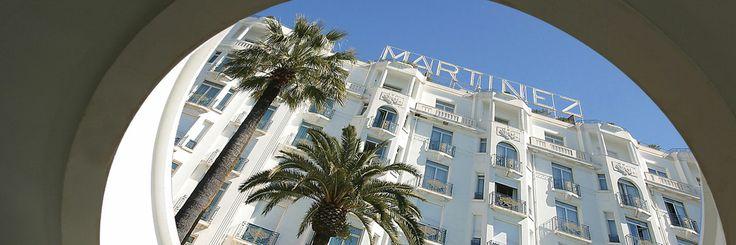 Grand Hyatt Cannes Hôtel Martinez (France)