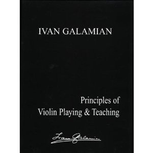 Principles of Violin Playing & Teaching (Paperback) by Ivan Galamian I love this book.  It is simply wonderful and an excellent reference for myself and for teaching