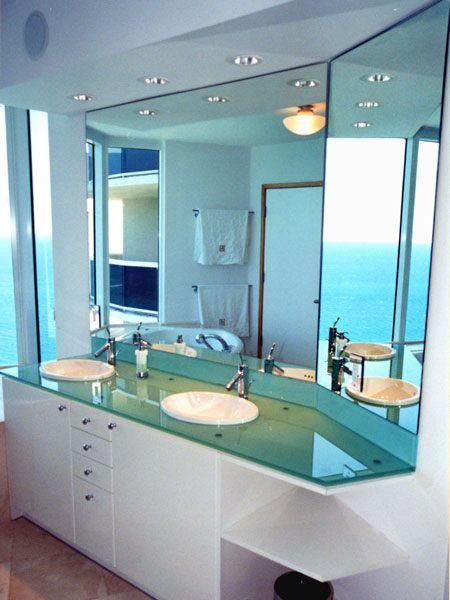 Bathroom Interior Design Ocean
