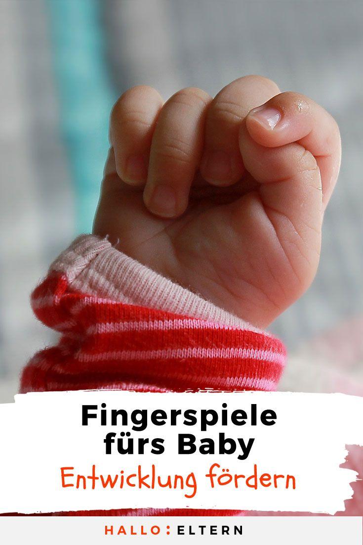 Die süßesten Fingerspiele für Babys und Kinder – Alexandra Kratzr