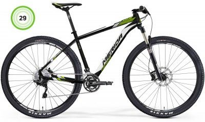 Merida Bikes Big.Nine XT-Edition - 2015